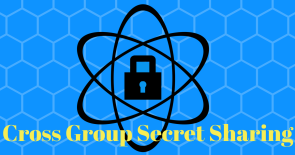 Cross-group secret sharing scheme and its application.