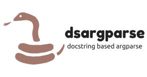 docstring based argparse.