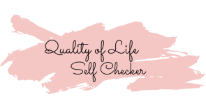 Student Life Quality Self-check is a tool for students to check the quality of their life.